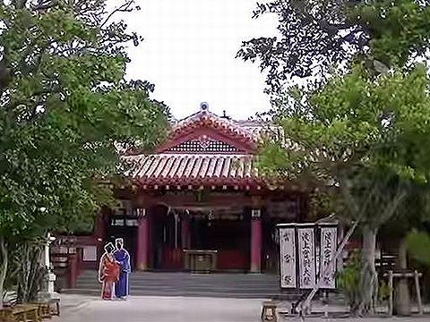 沖縄県の神社