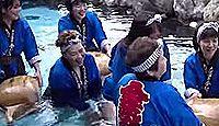 金勢神社(花巻市) - 大沢温泉で行われる男根神輿など生殖器崇拝の例大祭で有名
