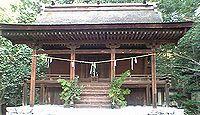国宝「神谷神社本殿」(香川県坂出市)