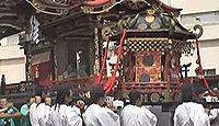 三輪神社(揖斐川町) - 武御名方富命が勧請した明神、最澄ゆかり、江戸期から続く揖斐祭