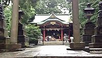 氷川神社 東京都中野区東中野のキャプチャー