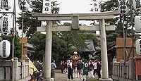 梅田稲荷神社 東京都足立区梅田