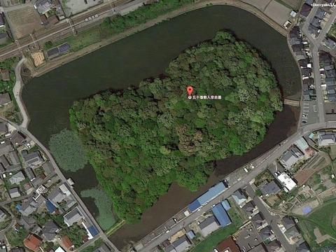 大阪の治定陵・淡輪ニサンザイ古墳、護岸のための発掘調査現場を宮内庁が公開のキャプチャー