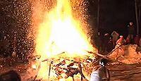 似鳥八幡宮 - 岩手「似鳥のサイトギ」で知られる似鳥観音に白幡八幡を合祀した八幡宮
