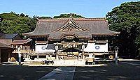 酒列磯前神社 - 大洗磯前神社と対になって創建、えびす様スクナビコナを祀る古社