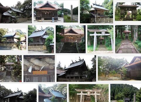 朝山神社 島根県出雲市朝山町のキャプチャー