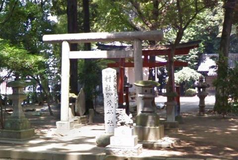 加茂神社 埼玉県さいたま市北区宮原町のキャプチャー