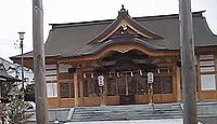 武井神社 - 善光寺三社、持統朝創建の諏訪大社と同じ6年に1度の御柱祭を行う4社の一社