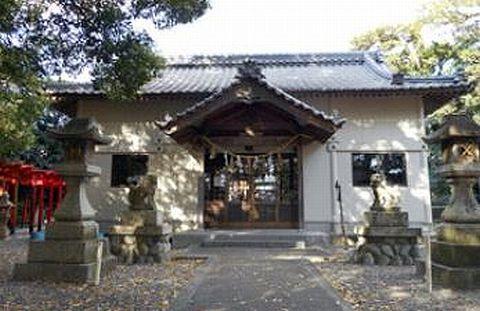 須伎神社 三重県鈴鹿市南長太栄町のキャプチャー