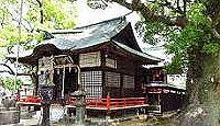 牛嶋天満宮 - 道真から16代の子孫が平安末期に創建、佐賀城の鬼門に遷座、江戸期の社殿