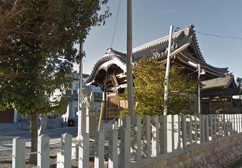 鳥取神社 三重県いなべ市大安町門前のキャプチャー