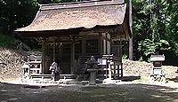 小野道風神社 - 書の大家「三跡」の一人、南北朝期の重文社殿がある小野神社の境外社