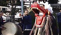 官舎神社 三重県伊勢市小俣町本町のキャプチャー