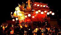 府八幡宮 - 「天平の社・遠江国府宮」、『万葉集』桜井王と聖武天皇の歌と10月の祭典