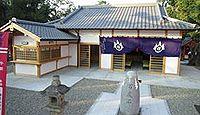 種貸社 - 式内社「多米神社」が住吉大社の境内社に、商売繁盛・子授けの神で独自の信仰