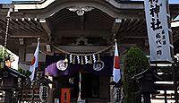 矢先稲荷神社 - 浅草三十三間堂の守護神として勧請、深川移転時に住民の懇願で存続