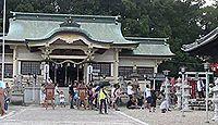 白鳥神社 愛知県愛知郡東郷町諸輪中市のキャプチャー