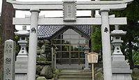 額東神社 石川県金沢市額谷町のキャプチャー