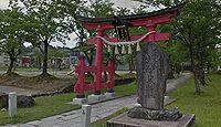 伊米神社 新潟県小千谷市桜町