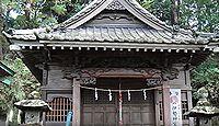 熊野神社 神奈川県鎌倉市大船のキャプチャー