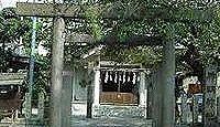 神明神社 大阪府大阪市大正区鶴町