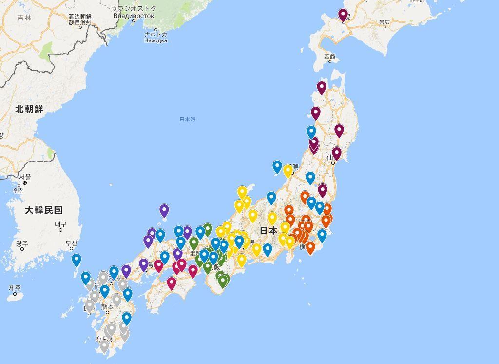 日本神社100選とは? - 臼田甚五郎監修『日本神社一00選』に掲載された神社