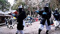 安楽山宮神社 - 奈良期創祀の山口六社大明神、近世は大隅随一の規模、2月に春祭と市渡祭