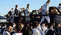 桑原八幡神社 - 仁徳期の創建の三島神社を合祀、源頼義・河野氏・松平氏の崇敬得た古社