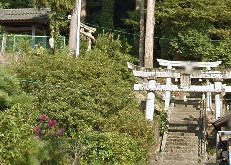 越知神社 福井県福井市河水町のキャプチャー