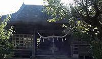 大将軍神社(由布市) - 殿様の馬を元気回復した牛馬の神、大将軍市は大分郡市の三大市
