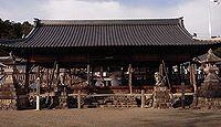 加佐美神社 岐阜県各務原市蘇原古市場町