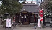 清見原神社 大阪府大阪市生野区小路のキャプチャー