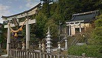 滝浪神社 石川県小松市大野町いきつき