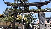小右衛門稲荷神社 東京都足立区梅島