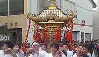 久世神社 岡山県真庭市久世のキャプチャー