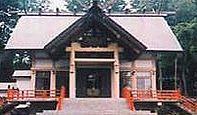 余市神社 - 『マッサン』の舞台、「幸福運巡り」の第一番、6月中旬に「雨」の例大祭
