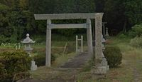 小山神社 三重県桑名市多度町小山