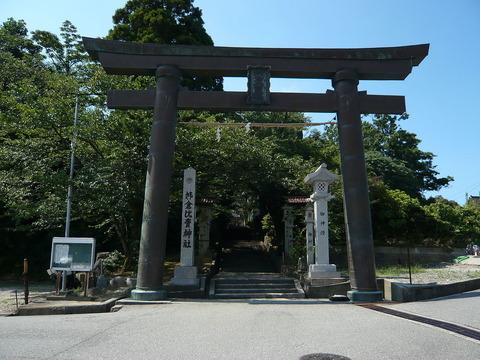 北陸新幹線・富山駅(富山県・富山市)の式内社 - 1000年以上の歴史を有す強烈なパワースポットのキャプチャー