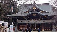 鈴鹿明神社 神奈川県座間市入谷のキャプチャー