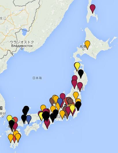 日本海軍の艦内神社のキャプチャー