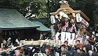波太神社 大阪府阪南市石田のキャプチャー