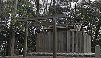 堅田神社 三重県伊勢市二見町のキャプチャー