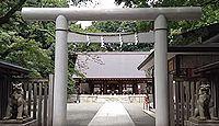 乃木神社 東京都港区赤坂のキャプチャー