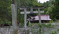 神益麻志神社 静岡県伊豆の国市神島