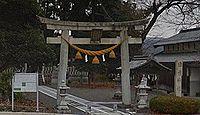 日吉神社(マキノ町大沼) - 式内社「大野神社」の論社の一社、山の神を複数祀る