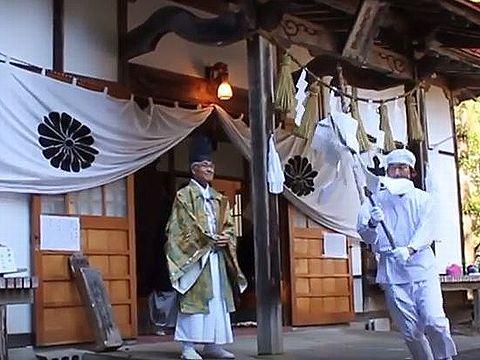 群馬県の重要無形民俗文化財のキャプチャー