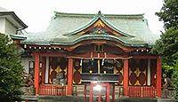 穴守稲荷神社 東京都大田区羽田のキャプチャー