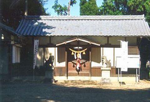 岡太神社 三重県鈴鹿市岡田のキャプチャー