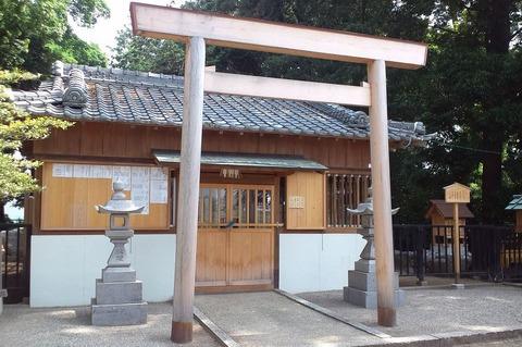 神戸神館神明社 三重県松阪市下村町のキャプチャー