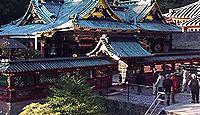 国宝「東照宮本殿、石の間及び拝殿」(栃木県日光市)のキャプチャー
